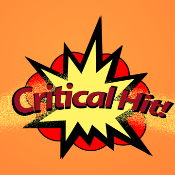 Critical Hit! Logo